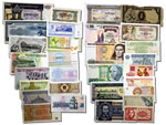5 Star and 6 Star Banknote Collections