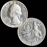 U.S. 1976-P Bicentennial Quarter - Uncirculated