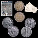 U.S. Coin Collecting Starter Kit