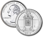 2010-P Hot Springs National Park Quarter - Uncirculated