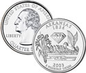 2003-D Arkansas State Quarter