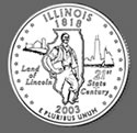 2003-D Illinois State Quarter