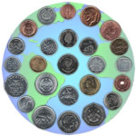25 Country Coin Set